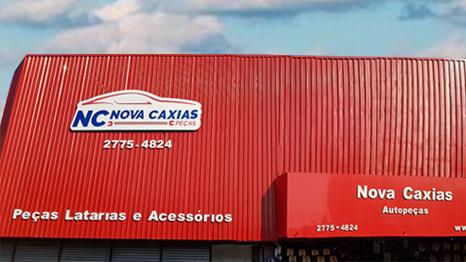 Nossas Lojas - Nova Caxias em Duque de Caxias
